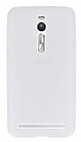 Dafoni Air Slim Asus ZenFone 2 ZE551ML Ultra �nce Mat �effaf Silikon K�l�f