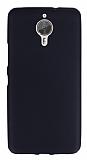 Dafoni Air Slim General Mobile GM 5 Plus Ultra İnce Mat Siyah Silikon Kılıf