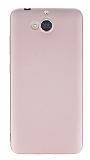 Dafoni Air Slim Casper Via A1 Ultra İnce Mat Rose Gold Silikon Kılıf