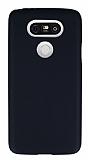 Dafoni Air Slim LG G5 Ultra İnce Mat Siyah Silikon Kılıf