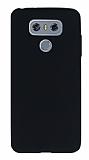 Dafoni Air Slim LG G6 Ultra İnce Mat Siyah Silikon Kılıf