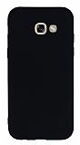 Samsung Galaxy A5 2017 Ultra İnce Mat Siyah Silikon Kılıf
