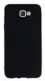 Dafoni Air Slim Samsung Galaxy J5 Prime Ultra İnce Mat Siyah Silikon Kılıf