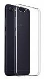 Dafoni Aircraft Asus Zenfone 4 Max ZC554KL Ultra İnce Şeffaf Silikon Kılıf