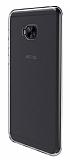 Dafoni Aircraft Asus ZenFone 4 Selfie ZD553KL Ultra İnce Şeffaf Silikon Kılıf