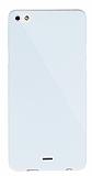 Dafoni Aircraft Casper Via V10 Ultra İnce Beyaz Silikon Kılıf