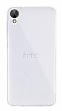 Dafoni Aircraft HTC Desire 825 / Desire 10 Lifestyle Ultra İnce Şeffaf Silikon Kılıf