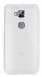 Dafoni Aircraft Huawei G8 Ultra �nce �effaf Silikon K�l�f