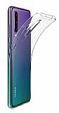 Dafoni Aircraft Huawei P30 Ultra İnce Şeffaf Silikon Kılıf