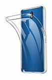 Dafoni Aircraft LG K40 Ultra İnce Şeffaf Silikon Kılıf