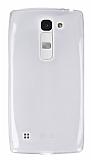 LG Spirit Ultra İnce Şeffaf Silikon Kılıf