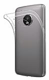 Dafoni Aircraft Motorola Moto G5S Plus Ultra İnce Şeffaf Silikon Kılıf