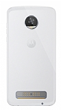 Dafoni Aircraft Motorola Moto Z2 Play Ultra İnce Şeffaf Silikon Kılıf