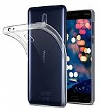 Dafoni Aircraft Nokia 5 Ultra İnce Şeffaf Silikon Kılıf