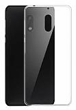Dafoni Aircraft Nokia 6 2018 Ultra İnce Şeffaf Silikon Kılıf