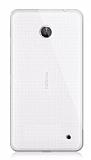 Dafoni Aircraft Nokia Lumia 530 Ultra İnce Şeffaf Silikon Kılıf