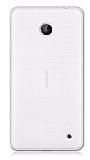 Eiroo Nokia Lumia 530 Ultra İnce Şeffaf Silikon Kılıf