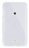 Dafoni Aircraft Nokia Lumia 625 Ultra �nce �effaf Silikon K�l�f