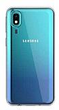 Dafoni Aircraft Samsung Galaxy A2 Core Ultra İnce Şeffaf Silikon Kılıf