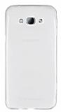 Samsung Galaxy A8 Ultra İnce Şeffaf Silikon Kılıf