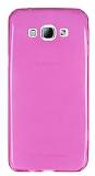 Eiroo Samsung Galaxy A8 Ultra �nce �effaf Pembe Silikon K�l�f