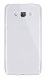 Dafoni Aircraft Samsung Galaxy Grand Max Ultra İnce Şeffaf Silikon Kılıf