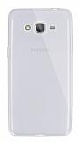 Dafoni Aircraft Samsung Galaxy Grand Prime / Prime Plus Ultra İnce Şeffaf Silikon Kılıf