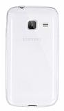 Dafoni Aircraft Samsung Galaxy J1 mini Ultra İnce Şeffaf Silikon Kılıf