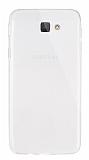 Dafoni Aircraft Samsung Galaxy J5 Prime Ultra İnce Şeffaf Silikon Kılıf