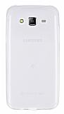 Samsung Galaxy J5 Ultra İnce Şeffaf Silikon Kılıf