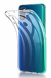 Dafoni Aircraft Samsung Galaxy M31 Ultra İnce Şeffaf Silikon Kılıf
