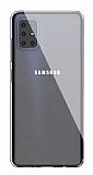 Dafoni Aircraft Samsung Galaxy Note 10 Lite Ultra İnce Şeffaf Silikon Kılıf