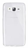 Dafoni Aircraft Samsung Galaxy On5 Ultra İnce Şeffaf Silikon Kılıf