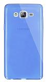 Dafoni Aircraft Samsung Galaxy On7 Ultra �nce �effaf Mavi Silikon K�l�f
