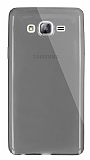 Dafoni Aircraft Samsung Galaxy On7 Ultra �nce �effaf Siyah Silikon K�l�f