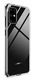 Dafoni Aircraft Samsung Galaxy S20 Plus Şeffaf İnce Silikon Kılıf