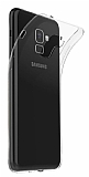 Dafoni Aircraft Samsung Galaxy S9 Plus Ultra İnce Şeffaf Silikon Kılıf