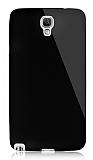 Dafoni Aircraft Samsung N7500 Galaxy Note 3 Neo Ultra İnce Siyah Silikon Kılıf