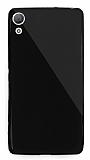 Dafoni Aircraft Sony Xperia Z3 Plus Ultra �nce Siyah Silikon K�l�f
