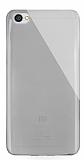 Dafoni Aircraft Xiaomi Redmi Note 5A Ultra İnce Şeffaf Siyah Silikon Kılıf