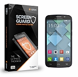 Dafoni Alcatel One Touch Pop C7 Tempered Glass Premium Cam Ekran Koruyucu