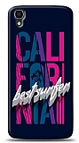 Alcatel OneTouch idol 3 4.7 California Surfer Kılıf