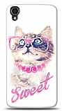 Alcatel OneTouch idol 3 4.7 Sweet Cat Kılıf