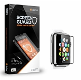 Dafoni Apple Watch / Watch 2 Curve Tempered Glass Premium Full Cam Ekran Koruyucu (42 mm)