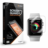 Dafoni Apple Watch / Watch 2 Tempered Glass Premium Cam Ekran Koruyucu (42 mm)