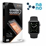Dafoni Apple Watch Nano Glass Premium Cam Ekran Koruyucu (38 mm)