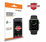 Dafoni Apple Watch Slim Triple Shield Ekran Koruyucu (38 mm)
