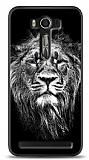 Dafoni Asus ZenFone 2 Laser 5 inç Black Lion Kılıf