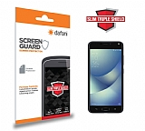 Dafoni Asus Zenfone 4 Max ZC554KL Slim Triple Shield Ekran Koruyucu