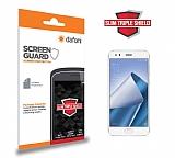 Dafoni Asus ZenFone 4 ZE554KL Slim Triple Shield Ekran Koruyucu